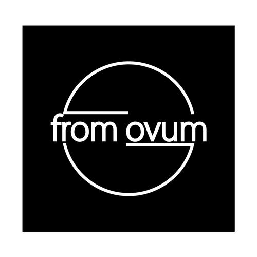 from ovum / Logo Hand towel