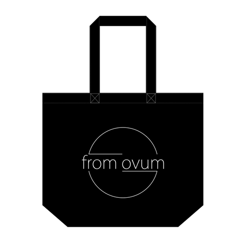 from ovum / Logo Tote bag